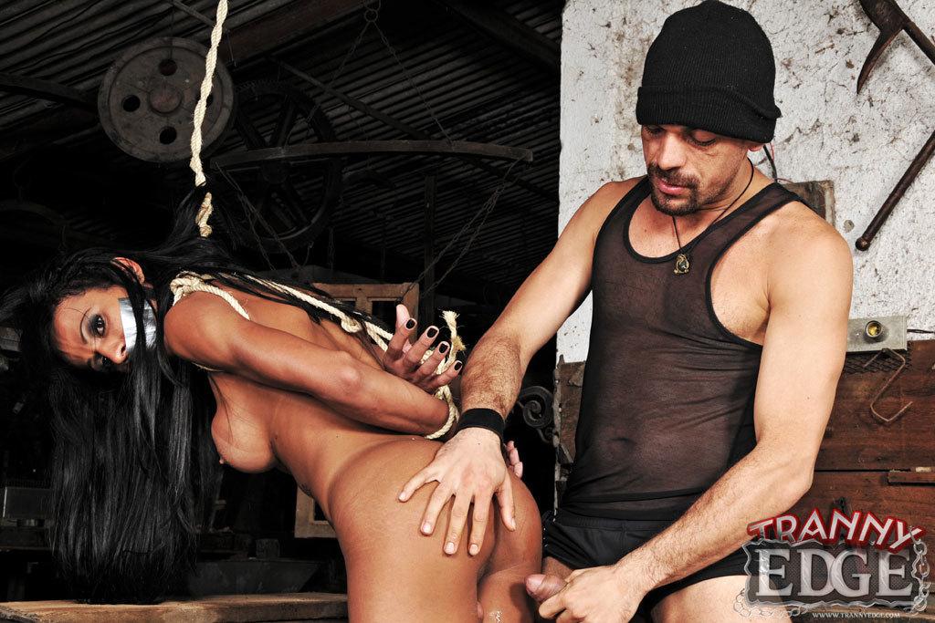Femboy Nicolly Navarro Forced To Fulfill This Guys Fantasy