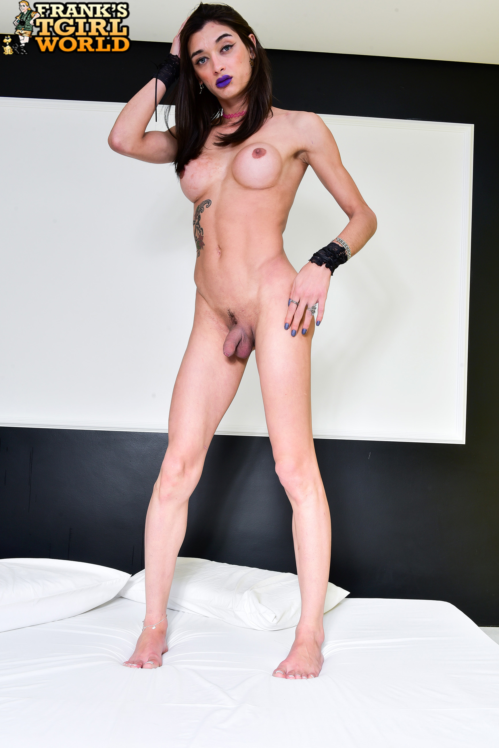 Jessica Angel's Sperm Shooting Debut!